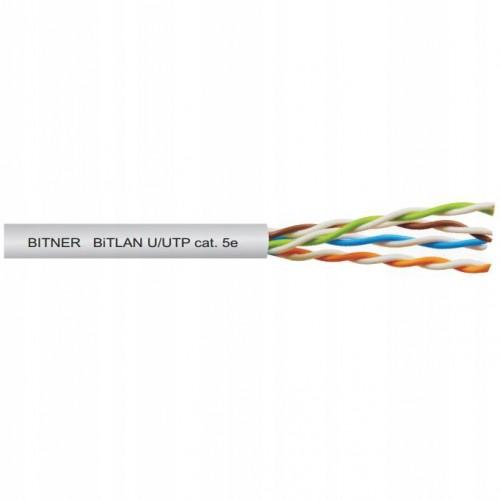 BiTLAN U/UTP 4x2x24 AWG (0,5) cat. 5e 200 MHz 7871 (7871)