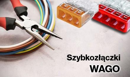 Szybkozłączki – bezproblemowe łączenie i rozdzielanie przewodów